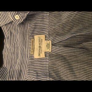 Denim & Supply Boyfriend Shirt